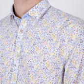 Camisa Colours & Sons 9121-240 241 Naranja XXL