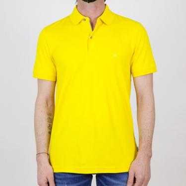 Polo CALVIN KLEIN amarillo