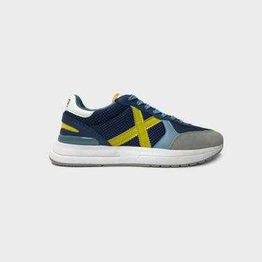 Zapatillas MUNICH azules
