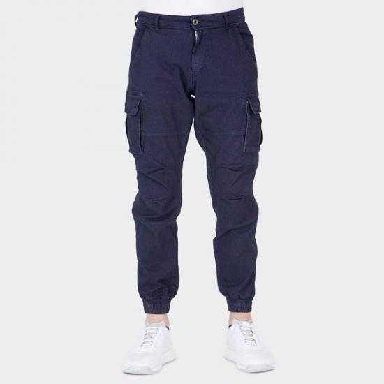 Pantalón Gas Jeans 360838 070914 0194 Azul XL.