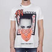 Camiseta My Brand 1-X21-001-A-0011 050W  Blanco XL