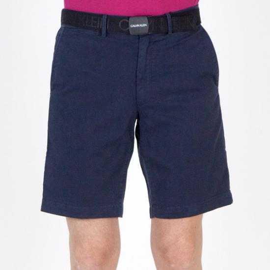Bermudas Calvin Klein K10K107164DW4 Azul 36.