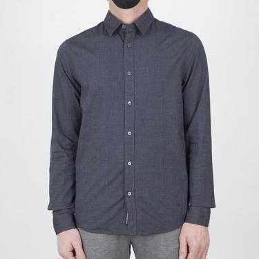 Camisa CALVIN KLEIN JEANS gris