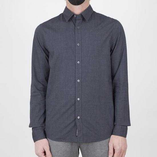 Camisa Calvin Klein Jeans J30J317171PB6 Gris XXL