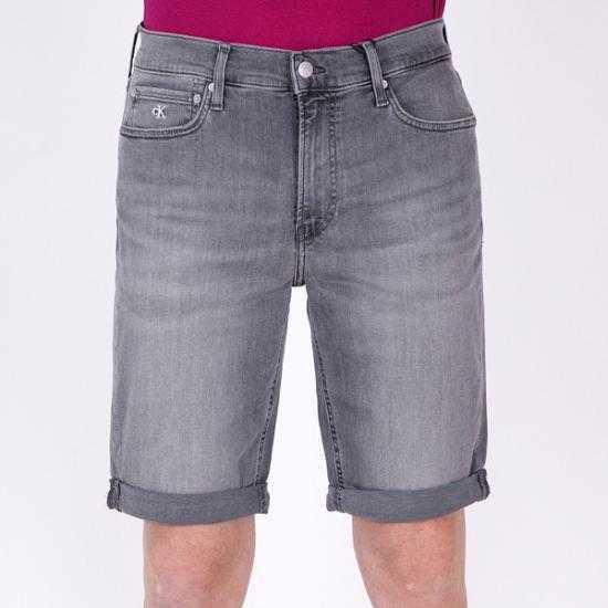 Bermudas Calvin Klein Jeans J30J3177411BZ Gris 38