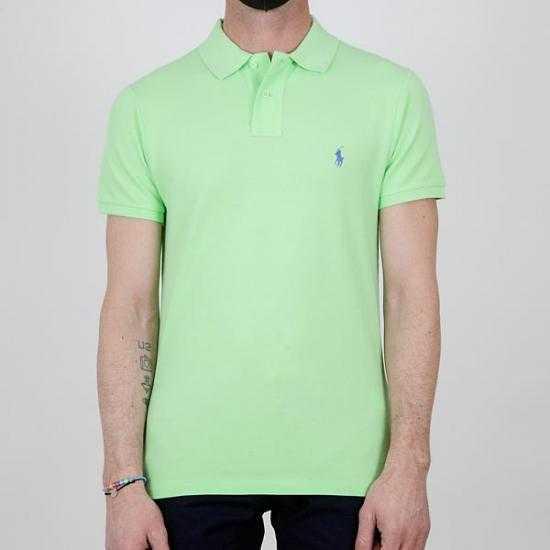 Polo Ralph Lauren 710536856278 Verde XXL