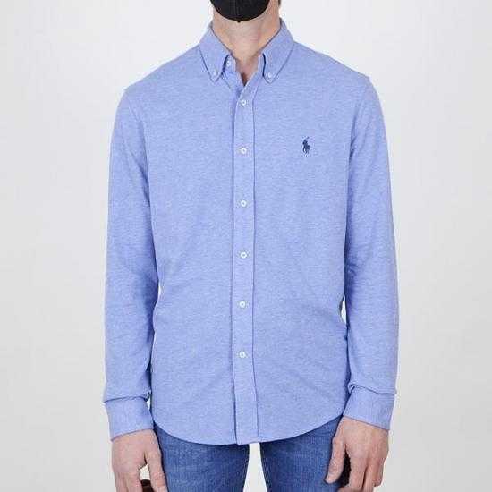 Camisa Ralph Lauren 710654408042 Azul XXL