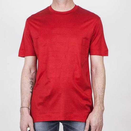 Camiseta Emporio Armani 3K1TQ1 1JUVZ 0356 Rojo XL