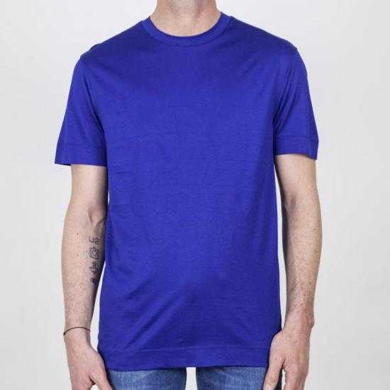 Camiseta Emporio Armani 3K1TQ1 1JUVZ 0921 Azul XL