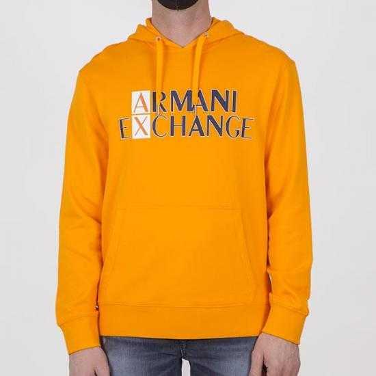 Sudadera Armani Exchange 3KZMGL ZJ8MZ 1447 Naranj