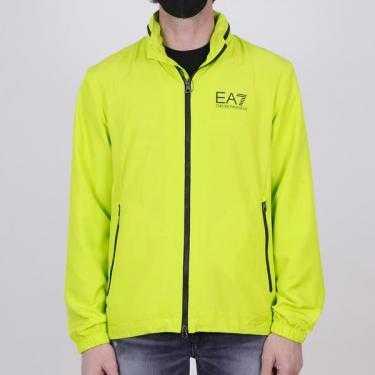 Cazadora EA7 Emporio Armani amarilla