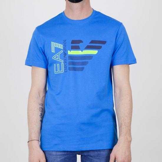 Camiseta EA7 3KPT22 PJ6EZ 1523 Azul XXL