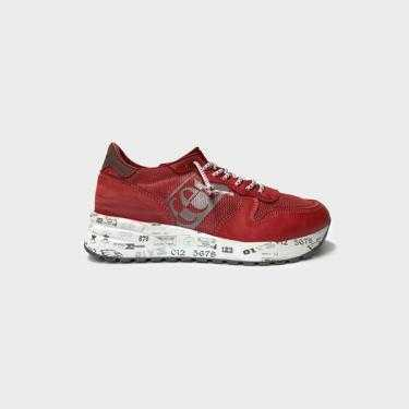 Zapatillas CETTI rojas