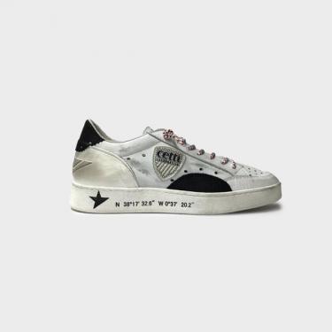 Zapatillas CETTI blancas