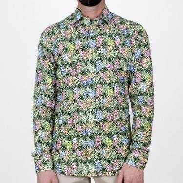 Camisa SAND verde