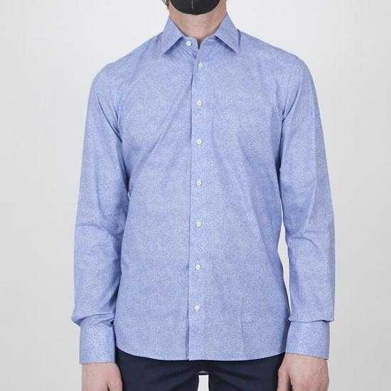Camisa Sand 8797 State N 2 soft 570 Azul 44.