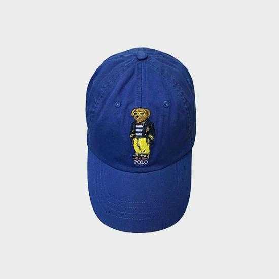 Gorra Ralph Lauren 710834755002 Azul U..