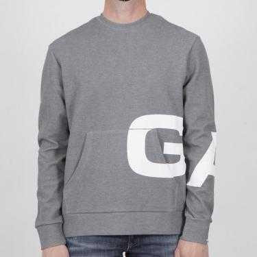 Sudadera GAS JEANS gris