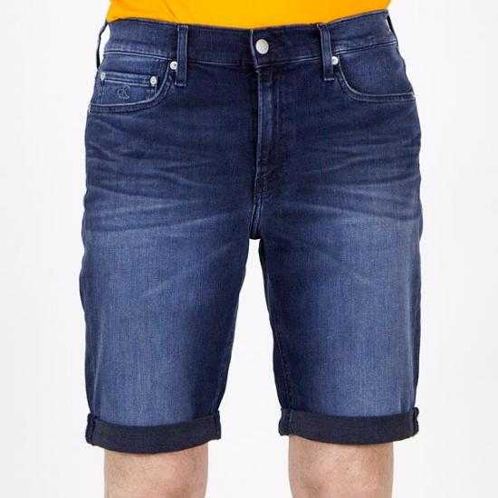 Bermudas Calvin Klein Jeans J30J3177401BJ Azul 36