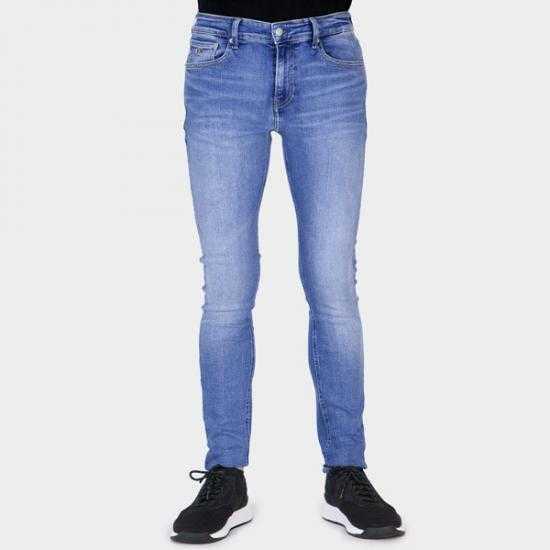 Vaquero Calvin Klein Jeans J30J3177931AA Azul 34.