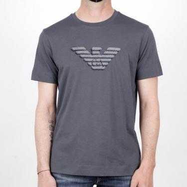 Camiseta EMPORIO ARMANI gris