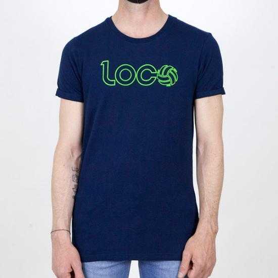 Camiseta Loco 1217011/233 150700 marcolenders navy