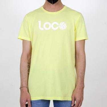Camiseta LOCO DE REMATE Y GOL...