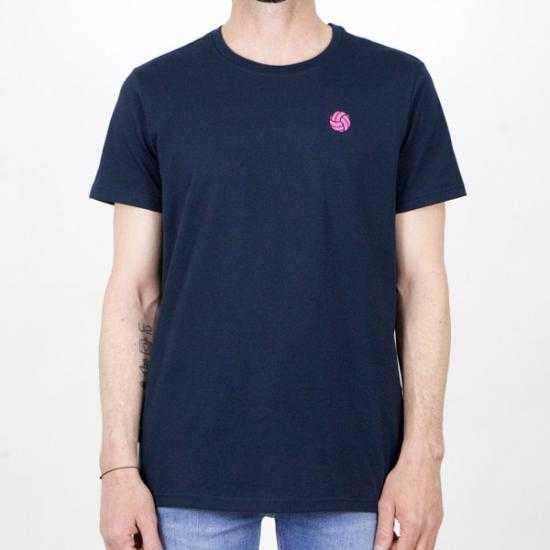 Camiseta Loco 350200 originale navy/green Azul XX