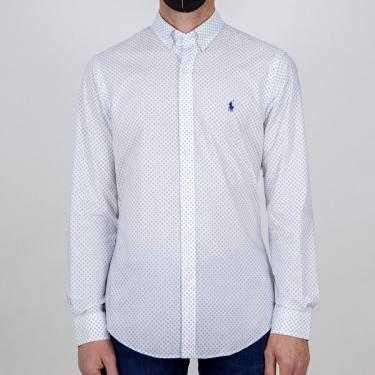 Camisa RALPH LAUREN blanca