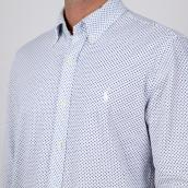 Camisa Ralph Lauren 710823550001  Blanco XXL