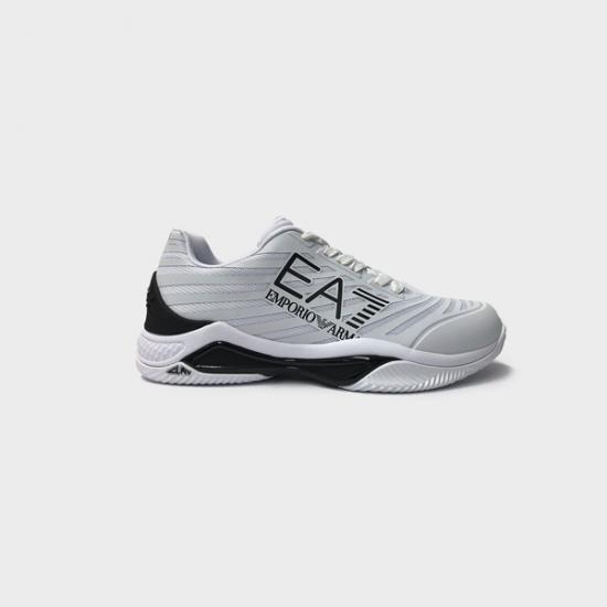 Zapatillas EA7 X8X079 XK203 D611 Blanco 46.