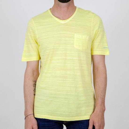 Camiseta Colours & Sons 9121-400 100 Amarillo XXL