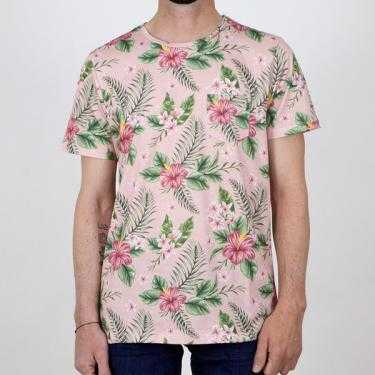 Camiseta COLOURS&SONS rosa