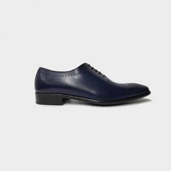 Zapatos Bernie Philippe E355 Toledo marino Azul 4