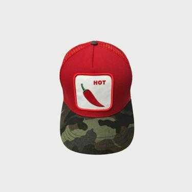 COCOWI - Gorra roja