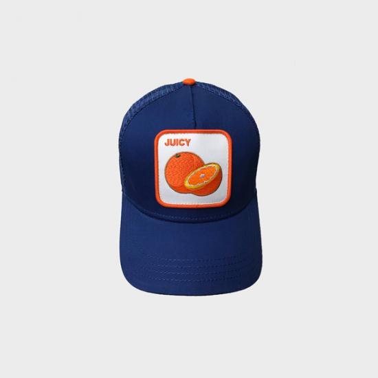 Gorra Cocowi Juicy Orange Azul U..