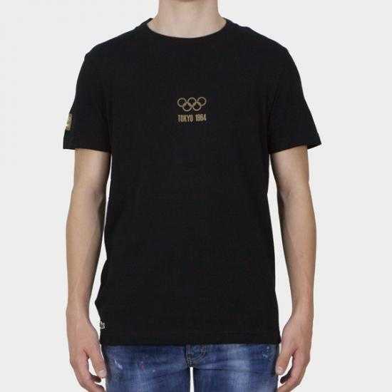 Camiseta Lacoste Tokyo TH4545-00 YKV  Negro 6..