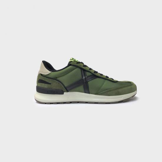 Zapatillas Munich 8700034 dynamo 34  Verde 45.