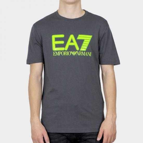 Camiseta EA7 Emporio Armani 6KPT81 PJM9Z 0977  Gri