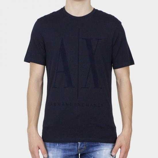 Camiseta Armani Exchange 8NZTPP ZJH4Z 1510  Azul X