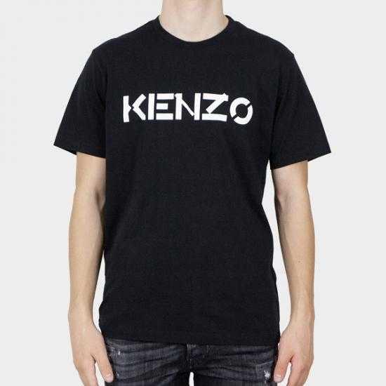 Camiseta Kenzo PFA65TS0004SJ 99 Negro XXL