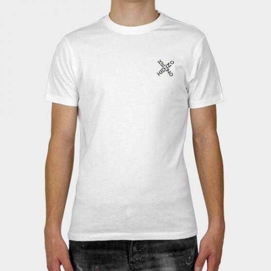 Camiseta Kenzo PFA65TS0014SJ 01 Blanco XS.