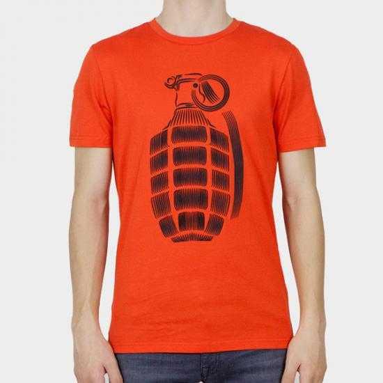 Camiseta Antony Morato MMKS02070 FA100227 5053  Na