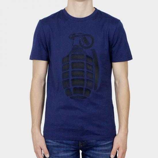 Camiseta Antony Morato MMKS02070 FA100227 7103  Az