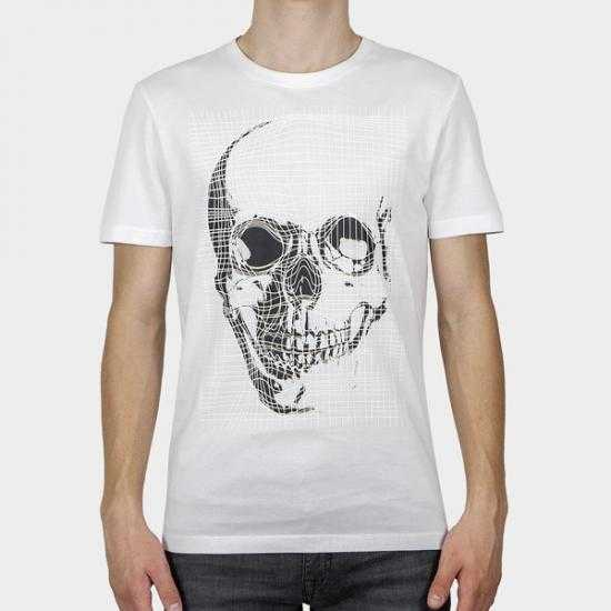 Camiseta Antony Morato MMKS02070 FA100227 1000  Bl