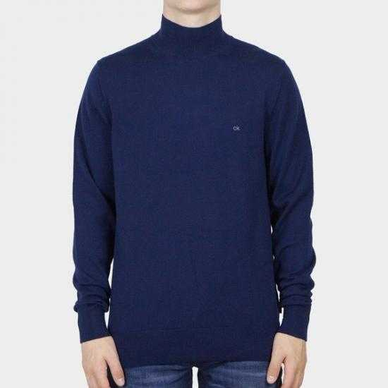 Jersey Calvin Klein K10K102736DW4 Azul XL.