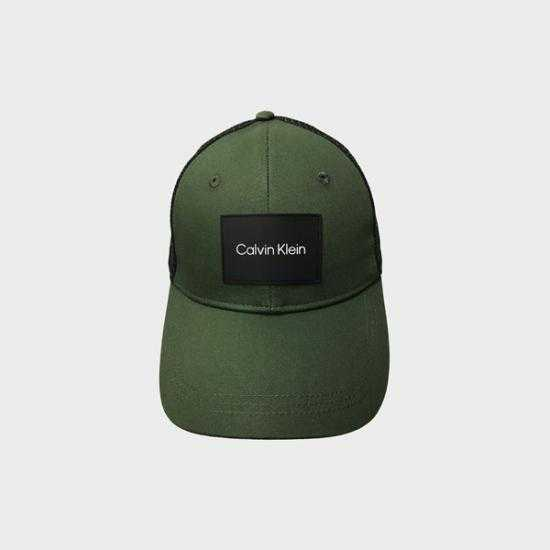 Gorra Calvin Klein K50K507491LEX  Verde U..