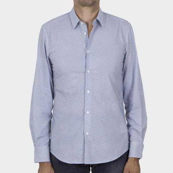 Camisa Antony Morato MMSL00628 FA430486 1000 Blan