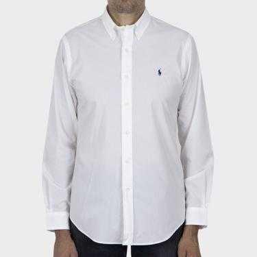 RALPH LAUREN - Camisa blanca