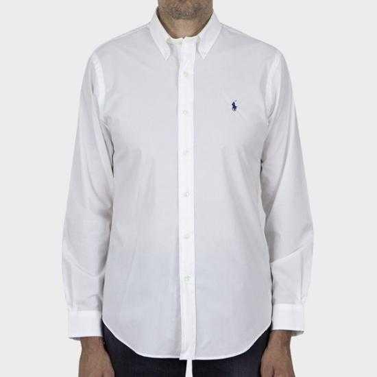 Camisa Ralph Lauren 710792044004  Blanco XXL